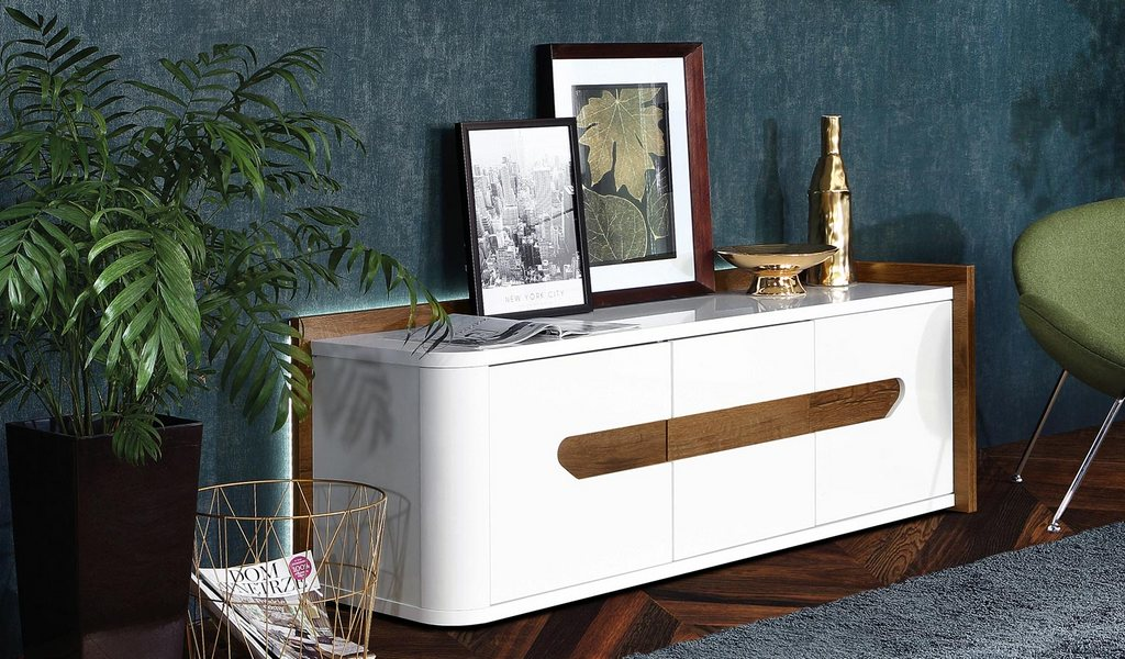 Колекція меблів для вітальні Urano. Виробник - фабрика Forte Meble (Меблі Форте) Польща