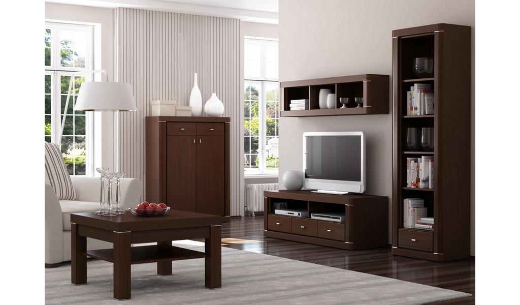 Колекція меблів для вітальні Venti. Виробник - фабрика MebleWojcik (Войчик) Польща